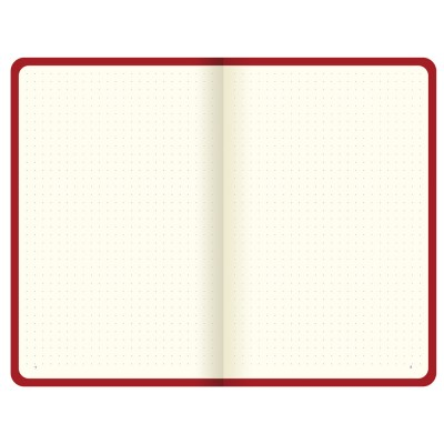 Icon Book Dotted Notebook